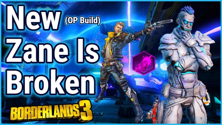 Zane Nova Blast Build - Borderlands 3