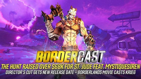 Bordercast 03 11 2021