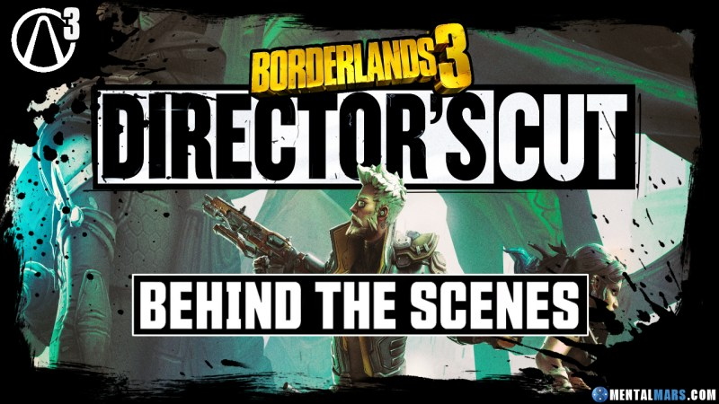 Borderlands 3 Behind The Scenes [DLC6]