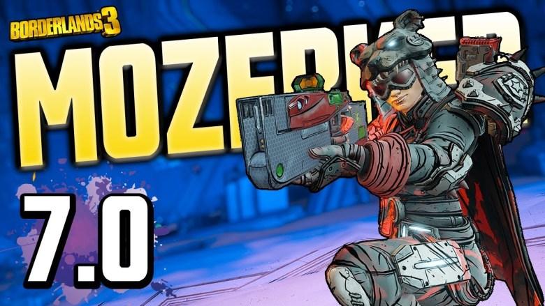 Moze - Mozerker 7.0 - Build - Borderlands 3