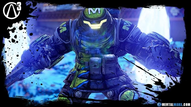 Borderlands 3 - Boss - General Traunt