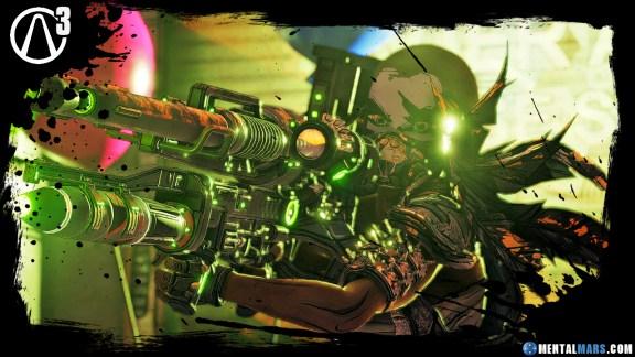 Borderlands 3 - Named Enemy - Tumorhead
