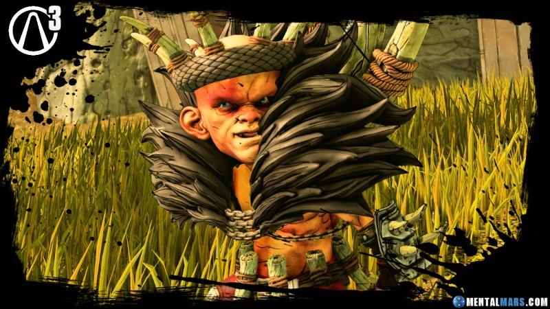 Borderlands 3 - Rare Spawn - Red Jabber