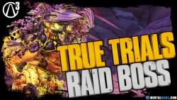 True Trials - Borderlands 3 Mini Event