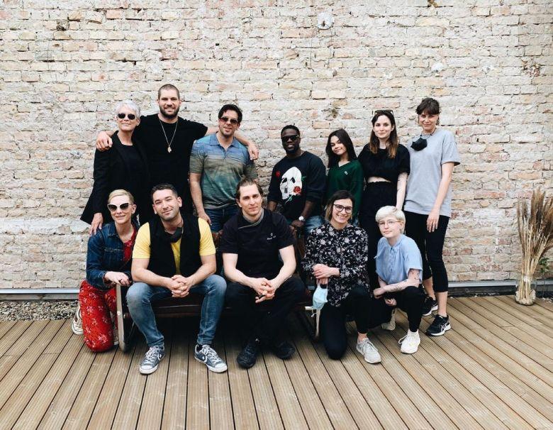 Borderlands Movie Crew