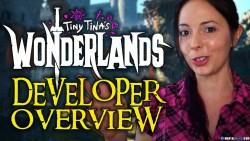 Tiny Tina's Wonderlands - E3 2021 Developer Overview