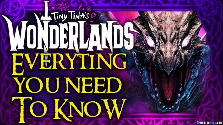 Tiny Tina's Wonderlands - FAQ