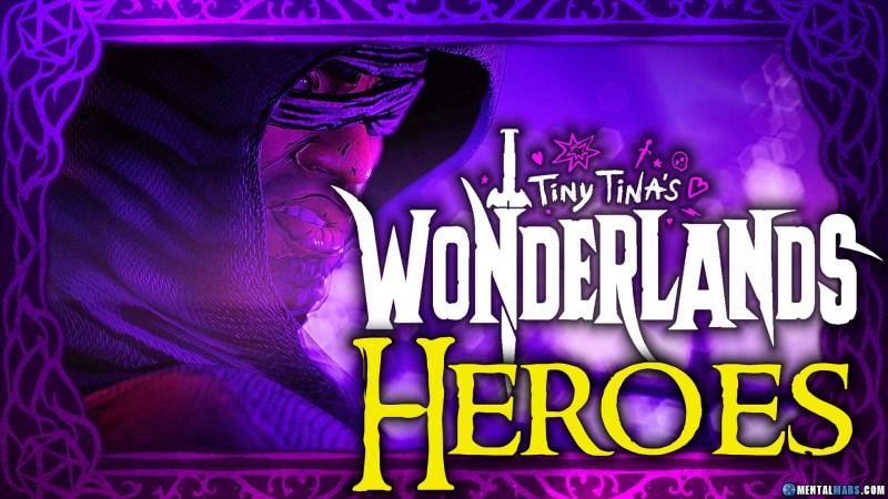 Tiny Tina's Wonderlands - Playable Characters