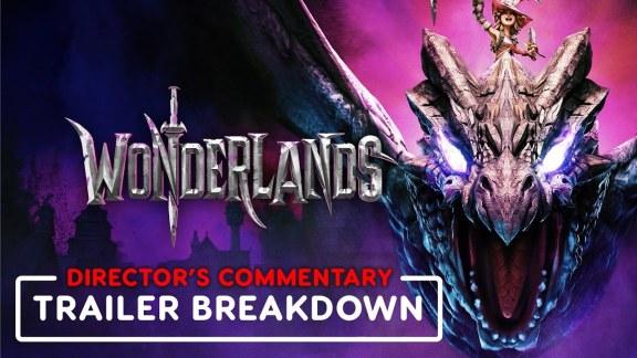 Tiny Tina's Wonderlands Trailer Developer Breakdown