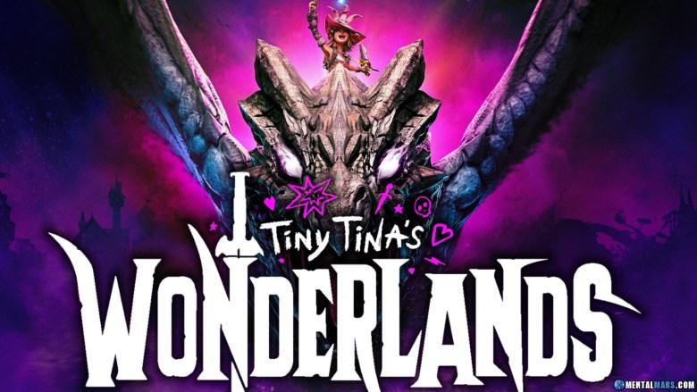 What is Tiny Tina's Wonderlands?