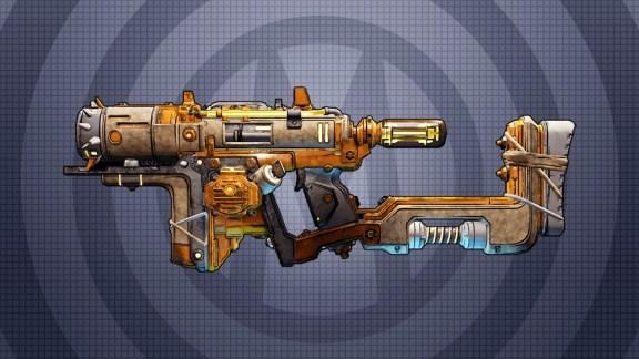 Borderlands 3 Legendary Pistol - Tizzy