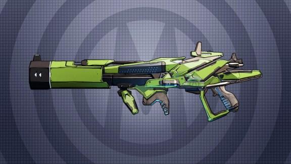 Borderlands 3 Legendary Shotgun - Reflux