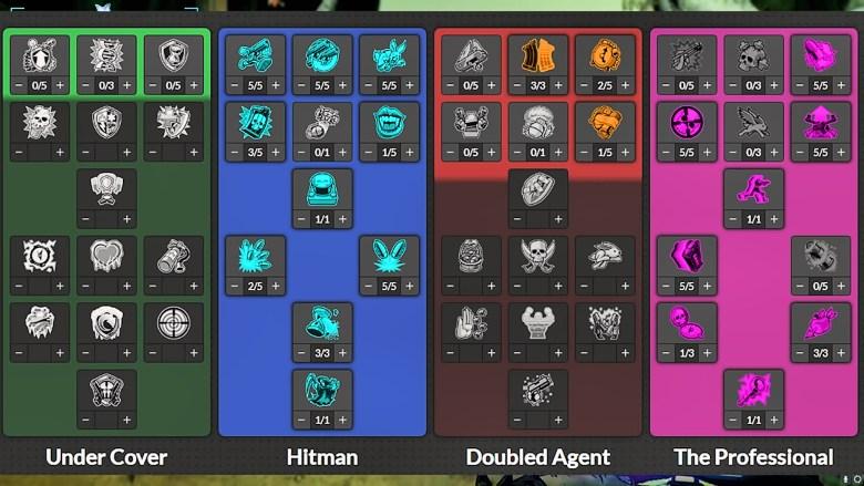 Zane 'Boresplosion' Build Skill Tree - Borderlands 3