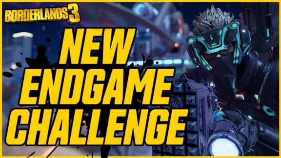 Borderlands 3 Zero 2 Hero Community Challenge