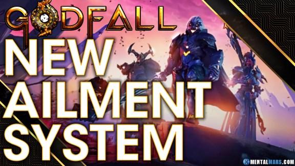 Godfall New Ailment System