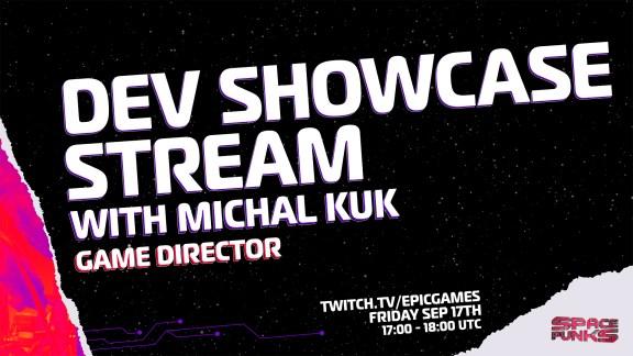 Space Punks Livestream - sneak peek 2nd update