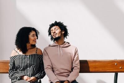 くせ毛の原理を理解して考え方が変わったカップル