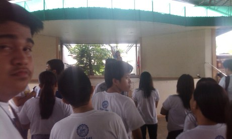 Immersion Day 1: Pictures