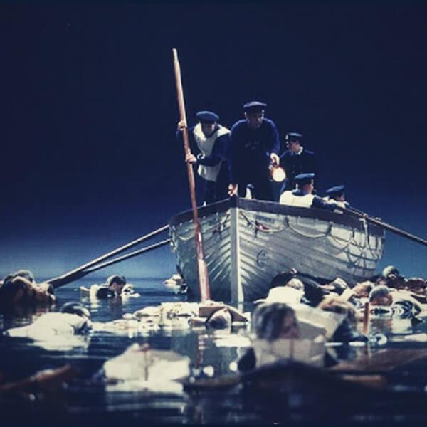 Титаниктегі қайықтар