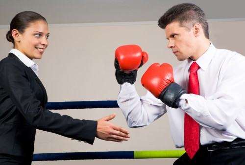 Mental Toughness tricks to dealing with difficult people