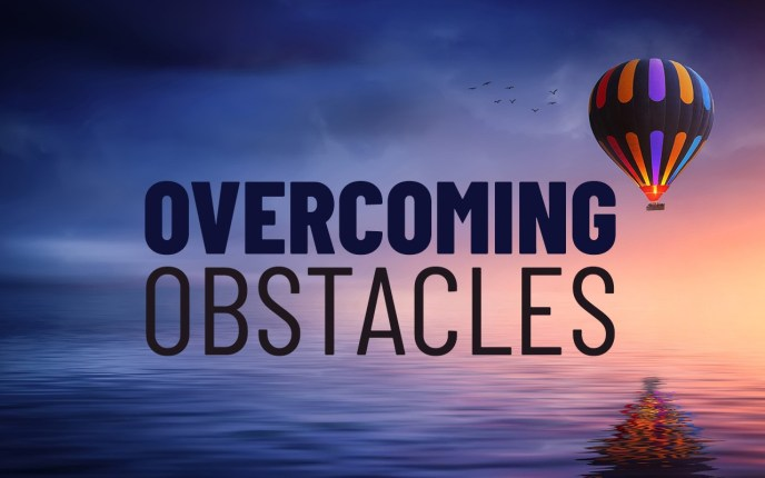 Overcoming Obstacles - Landscape