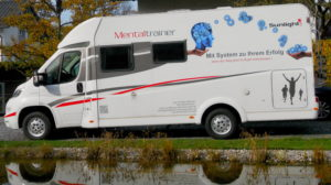 Wohnmobil als mobiler Praxisbus für Mentaltraining