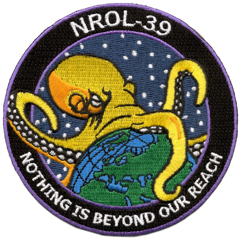 nrol 39 national intelligence