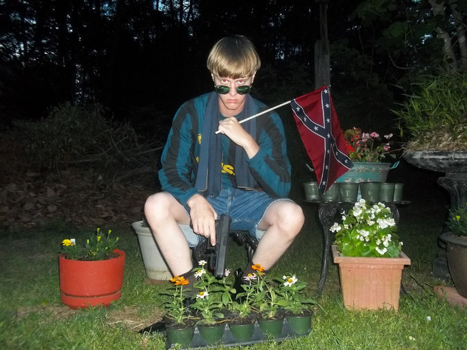 dylann storm roof image from last rhodesian website which contains manifesto