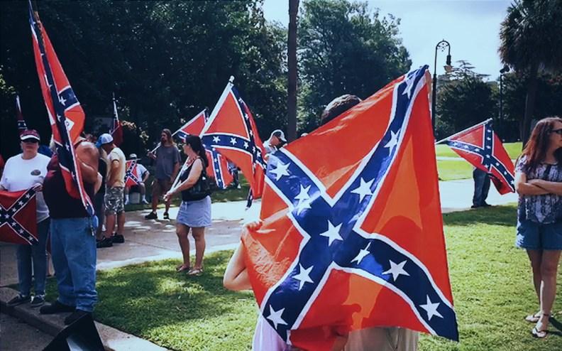the latest confederate flag debate