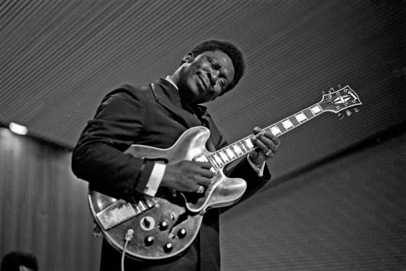 bb king's birthday