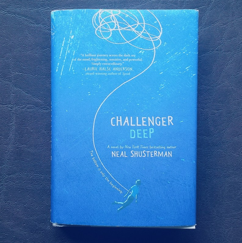 challenger deep neal shusterman review national book award