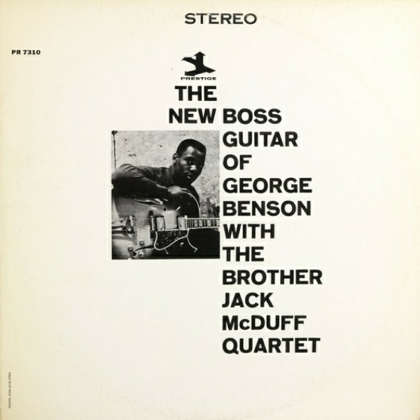 george benson new boss guitar jack mcduff