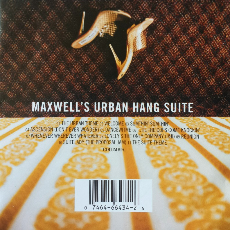 maxwell urban hang suite album turns 20 years old