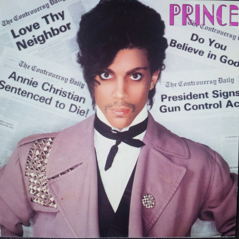 prince controversy album review