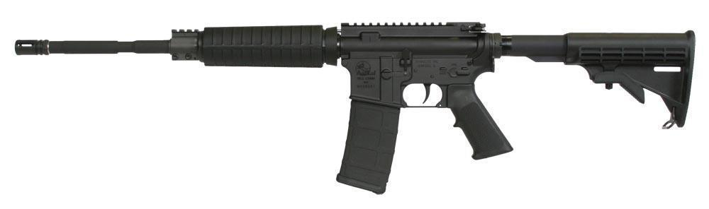 orlando shooter ar 15 rifle