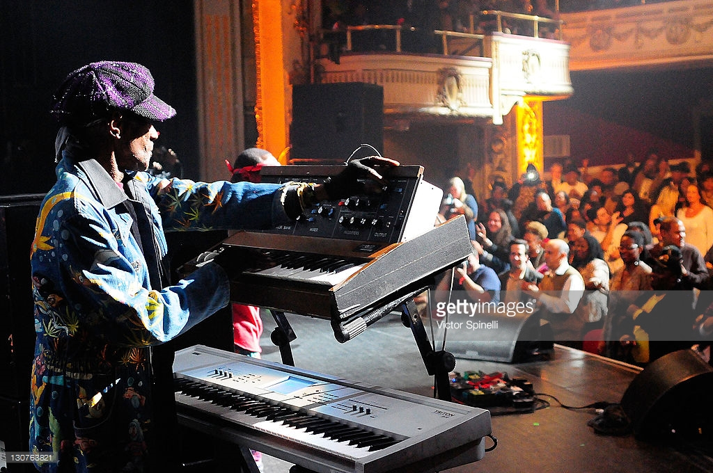 bernie worrell at the apollo theater