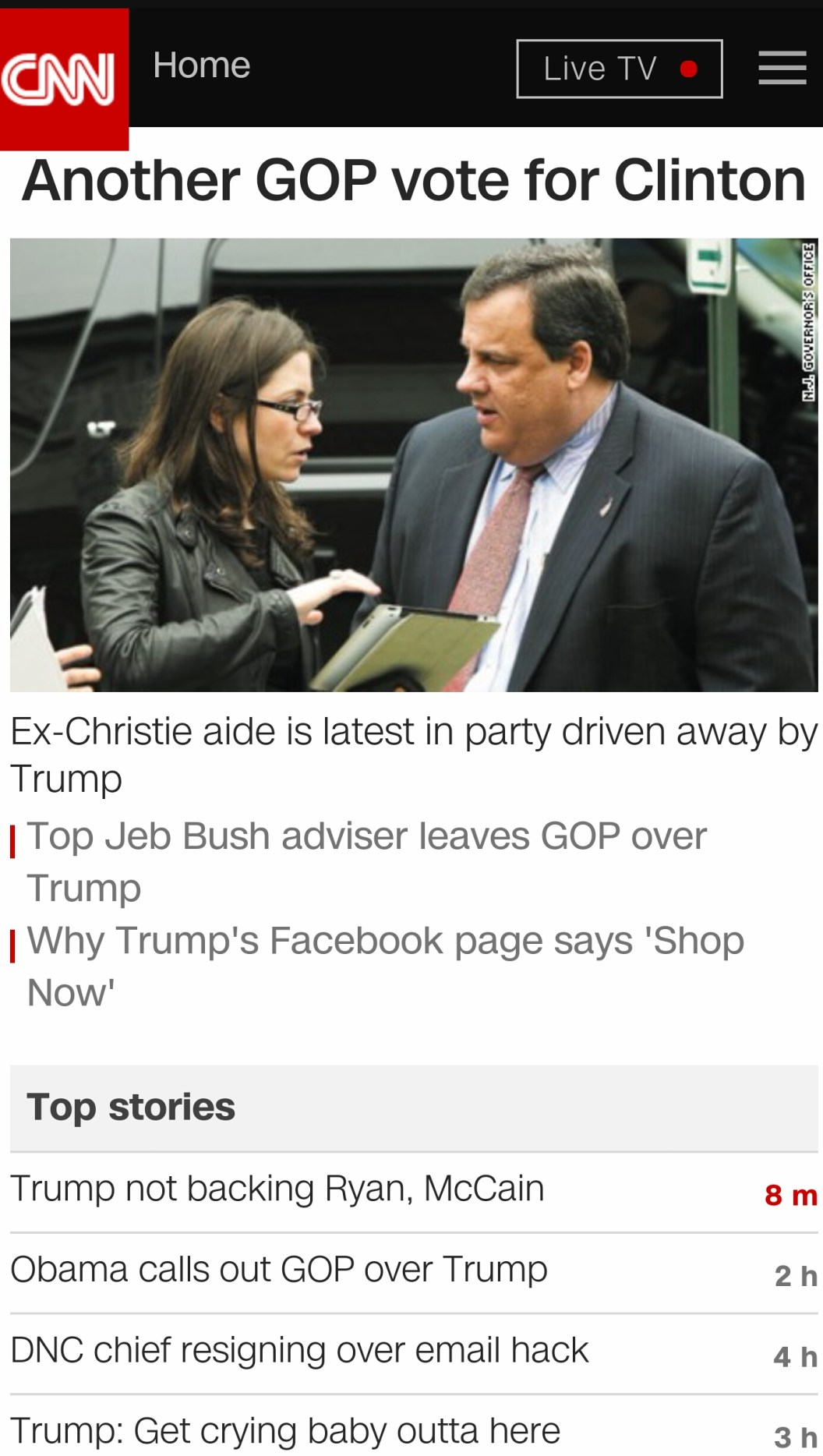 cnn donald trump