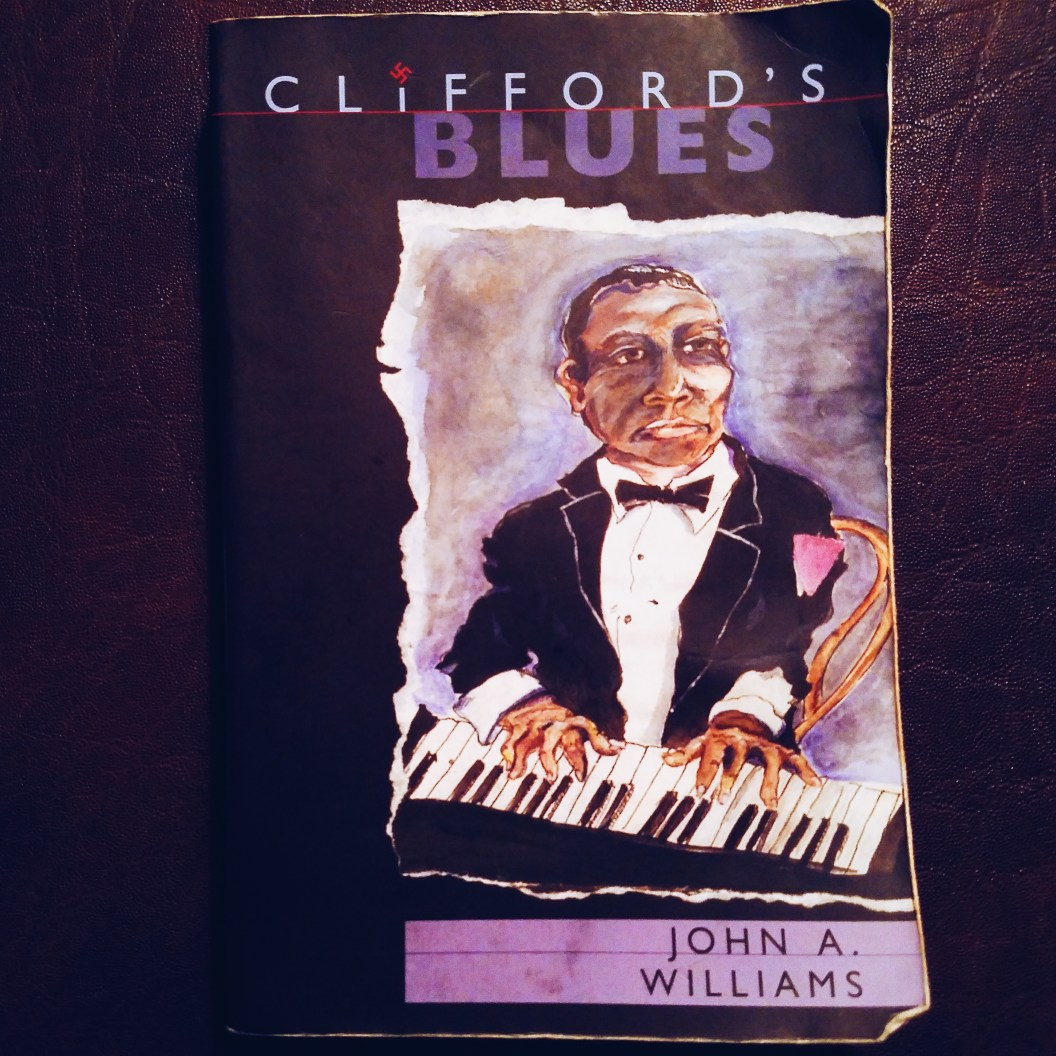 book clifford's blues by john a. williams