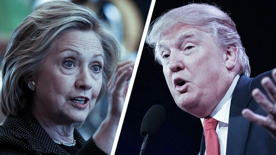 Clinton Trump debate Sunday night
