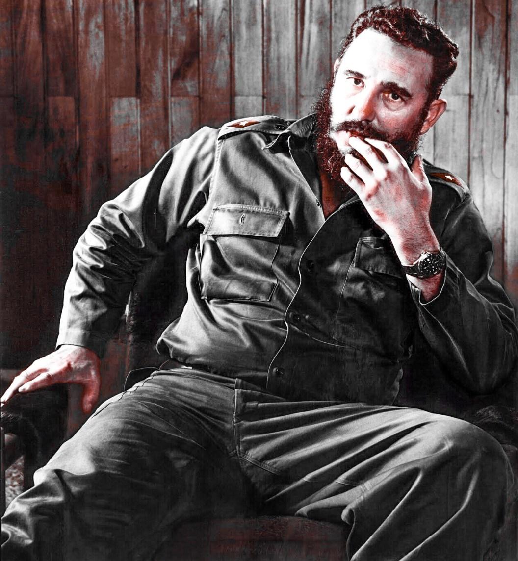 Fidel castro dead dictator