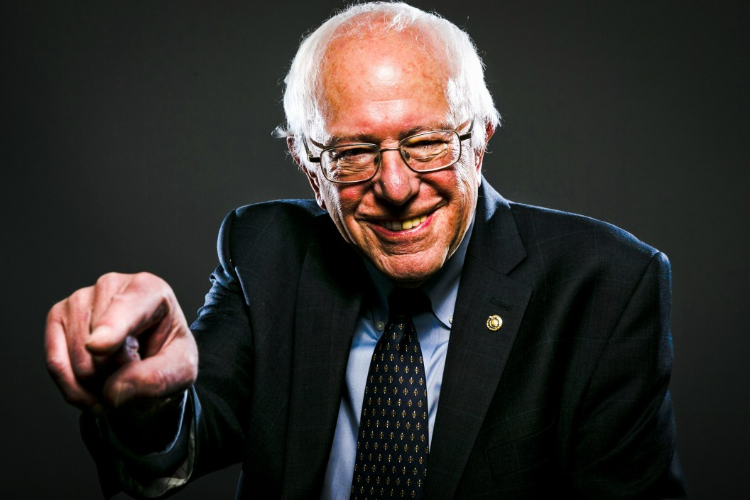 bernie sanders person of the year