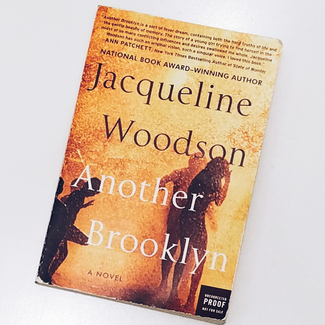 Jacqueline Woodson Another Brooklyn Book Review