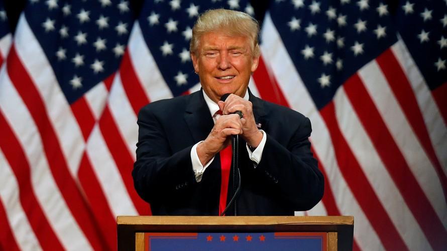 Trump white extremism