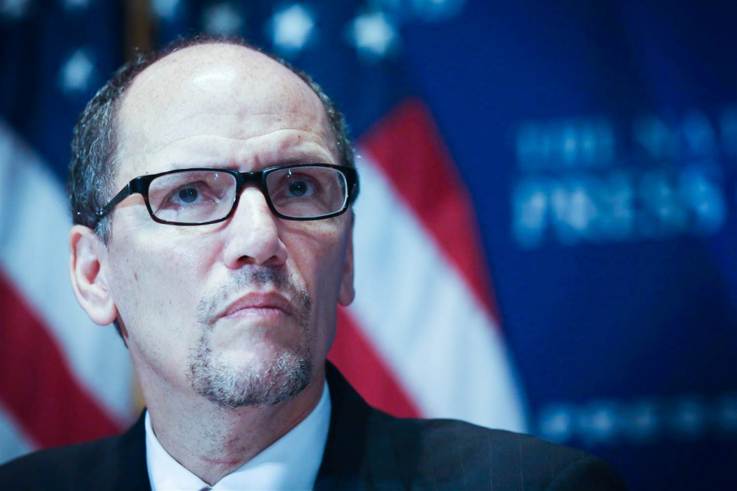 Thomas Perez DNC Chair