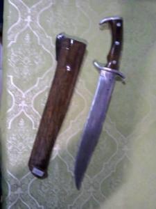 Parang Pisau Mentaus Machete Rambo