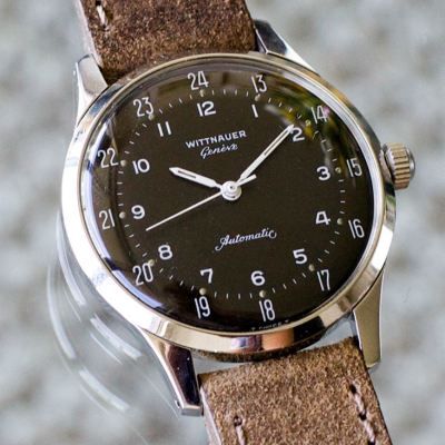 Wittnauer Automatic Two-Tone