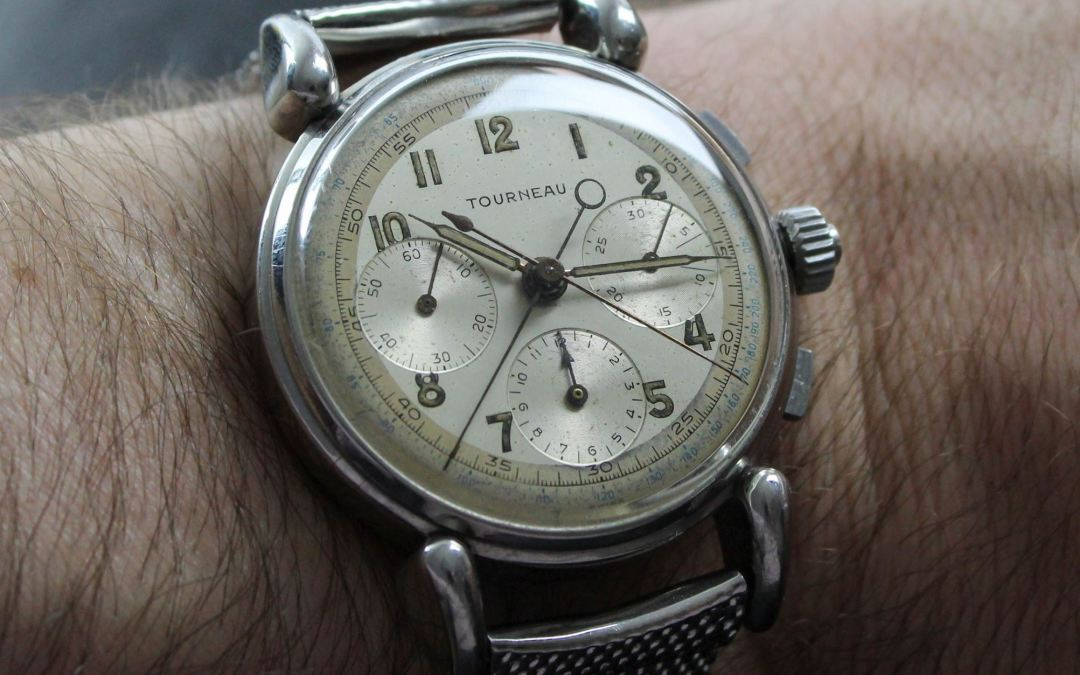 Why we love Splits-Seconds chronographs