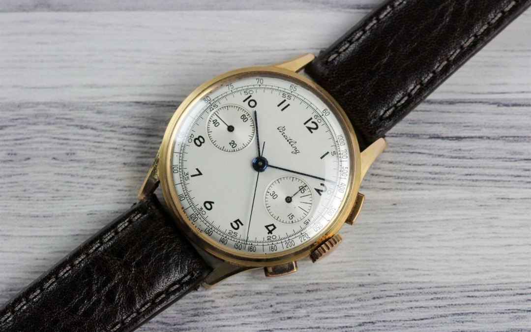 Breitling: Vintage Watches