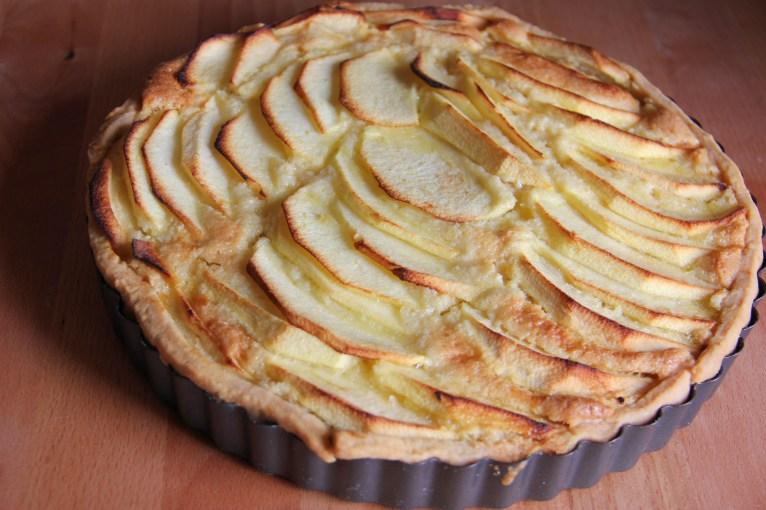torta di mele pronta!