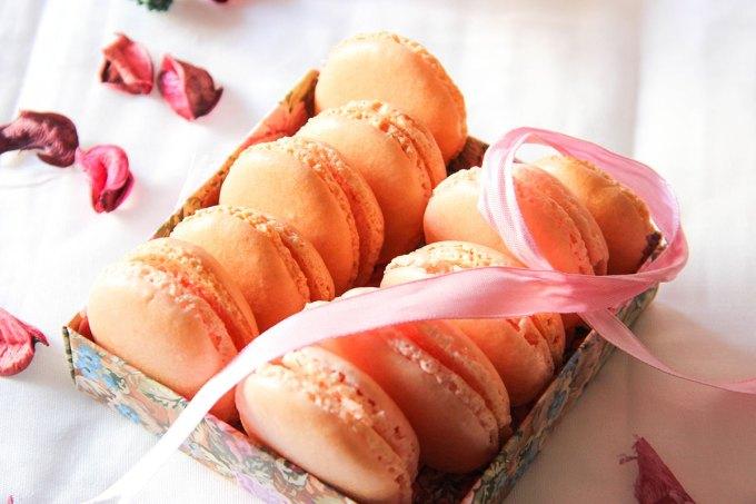 macaron fiocco